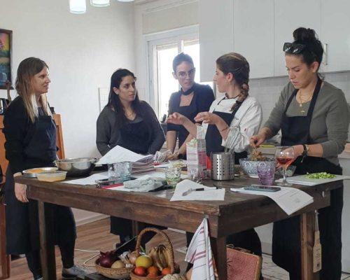 מהטבע לצלחת- קורס בישול טבעוני